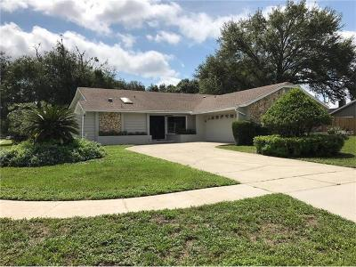 Belle Isle Single Family Home For Sale: 1798 Pam Circle