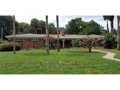 Leesburg Single Family Home For Sale: 421 Lakeshore Drive