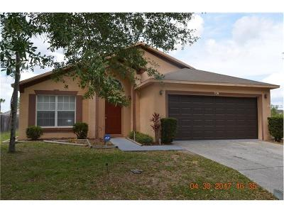 Clermont Single Family Home For Sale: 1120 Winding Water Way