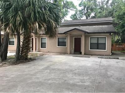 Daytona Beach Multi Family Home For Sale: 711 Park Drive