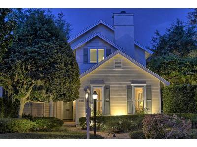 Winter Park Single Family Home For Sale: 808 McIntyre Avenue
