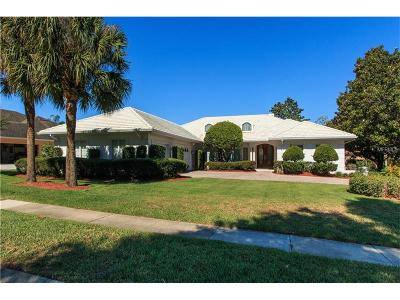 Single Family Home For Sale: 5312 Bay Side Drive