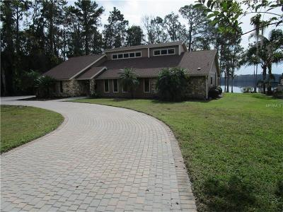 Casselberry Single Family Home For Sale: 2903 Red Bug Lake Road
