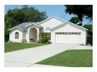 Palm Harbor Single Family Home For Sale: 565 High Pines Court