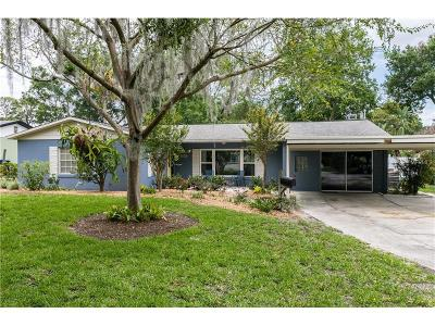 Winter Park Single Family Home For Sale: 2426 Euston Road