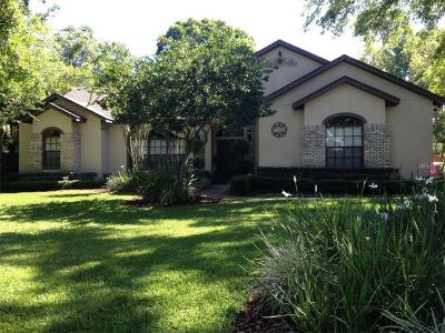 Ocoee Single Family Home For Sale: 1714 Crown Point Woods Circle