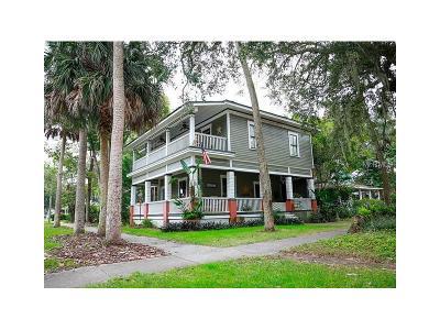 Sanford Single Family Home For Sale: 703 S Palmetto Avenue