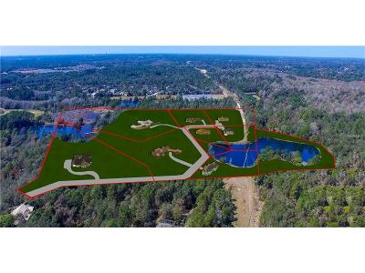 Winter Springs Residential Lots & Land For Sale: 760 Mardun Lane