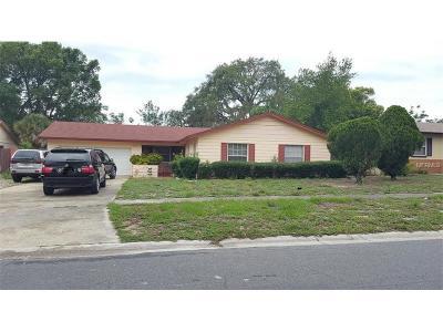 Orlando FL Single Family Home For Sale: $164,900