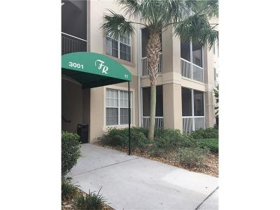 Kissimmee Condo For Sale: 3001 Laurel Run Lane #107
