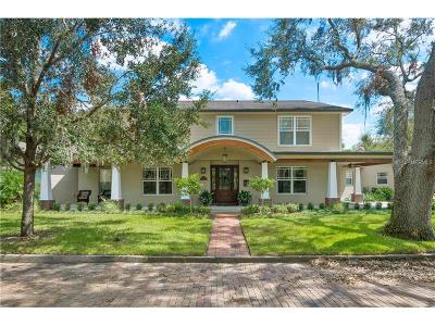 Orlando Single Family Home For Sale: 649 Cherokee Circle