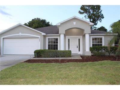 Edgewater Single Family Home For Sale: 368 Mariners Gate Drive