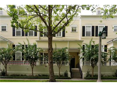 Celebration Townhouse For Sale: 474 Water Street