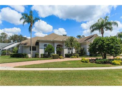Orlando Single Family Home For Sale: 8731 Wittenwood Cove