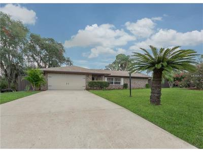 Deltona Single Family Home For Sale: 2380 Alton Road