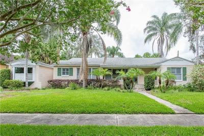 Orlando Single Family Home For Sale: 1245 Nottingham Street
