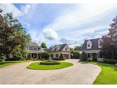 Winter Park Single Family Home For Sale: 1520 Holts Grove Circle