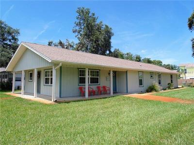 New Smyrna Beach Single Family Home For Sale: 911 Live Oak Street