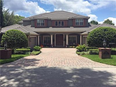 Maitland Single Family Home For Sale: 620 Bentley Lane