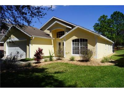 Haines City Single Family Home For Sale: 2231 Mallory Circle