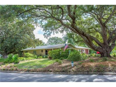 Winter park Single Family Home For Sale: 702 Denton Road