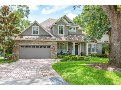 Winter Park Single Family Home For Sale: 1741 Pine Avenue