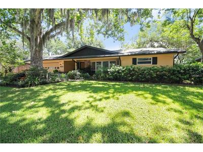 Maitland Single Family Home For Sale: 625 Lake Shore Drive