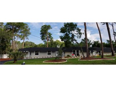 New Port Richey Single Family Home For Sale: 7815 Tanglewood Drive