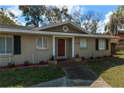 Maitland Single Family Home For Sale: 1550 E Horatio Avenue