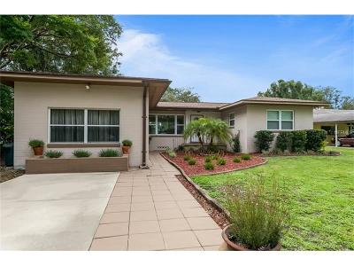Winter Park Single Family Home For Sale: 2724 Goldenrod Drive