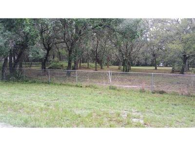 Lake Mary Residential Lots & Land For Sale: 5426 Carter Road