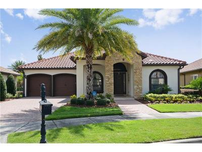 Casa Del Lago, Casa Del Lago Rep Single Family Home For Sale: 12435 Montalcino Circle