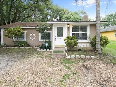 Ocoee Single Family Home For Sale: 729 Lyman Street