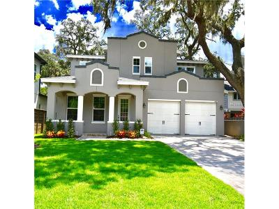 Orlando Single Family Home For Sale: 823 N Eola Drive
