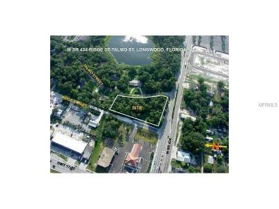 Winter Springs Residential Lots & Land For Sale: Talmo Street