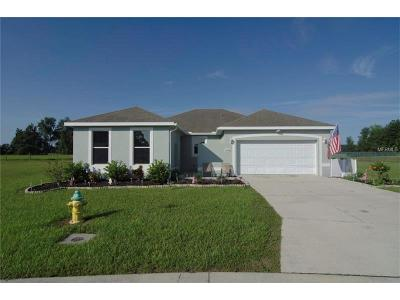 Bushnell FL Single Family Home For Sale: $199,000