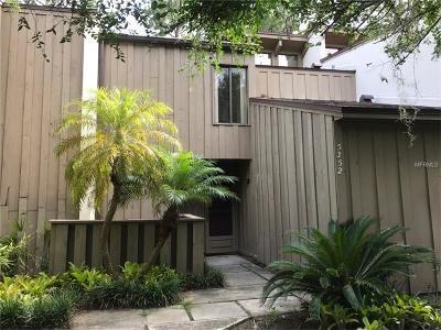 Orlando Condo For Sale: 5352 Burning Tree Drive #G