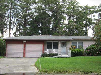 Winter Park Single Family Home For Sale: 1220 Turner Road