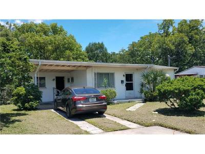 Orlando Single Family Home For Sale: 1517 Riley Avenue