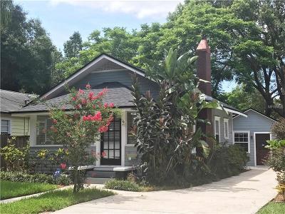 Orlando Single Family Home For Sale: 1218 Montana Street