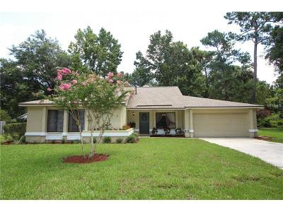 Winter Springs Single Family Home For Sale: 835 Dunbar Terrace