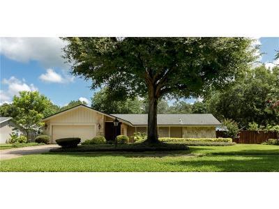 Longwood Single Family Home For Sale: 204 Brom Bones Lane