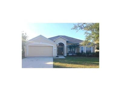 Kissimmee Single Family Home For Sale: 3612 Kariba Court