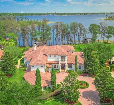 Windermere FL Single Family Home For Sale: $4,195,000