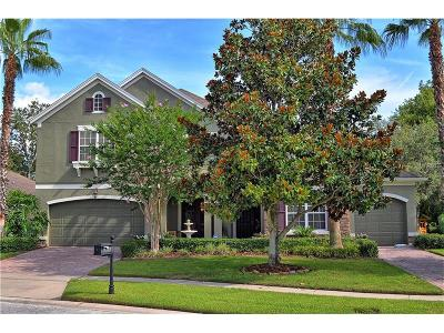 Oviedo Single Family Home For Sale: 1437 Arbitus Circle
