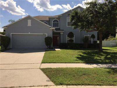Sanford Single Family Home For Sale: 5612 Autumn Chase Circle
