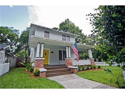 Sanford Single Family Home For Sale: 1200 S Oak Avenue