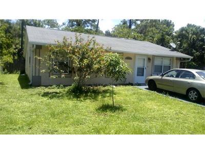 Naples Single Family Home For Sale: 12068 Sitterley Street