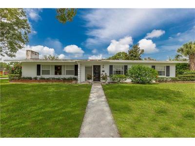 Orlando Single Family Home For Sale: 3800 Neptune Drive #4