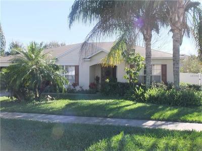 Winter Garden Single Family Home For Sale: 1043 Woodson Hammock Circle